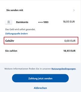 Paypal Konto Prüfen